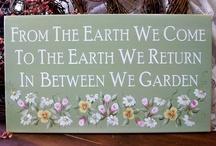 Gardening / by Valerie Cline