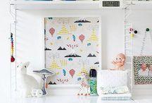 Kids interior / by Jonna Pile