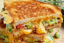 Grilled Cheese, please / by Annette Cozzens