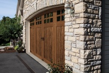 Clopay Doors / Clopay is the manufacturer of a great line of Residential and Commercial doors, including roll-up and gate-type doors.  