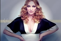 Madonna / Various ad campaigns Madonna has done over the years. / by boatierra