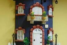 fachadas / by Marcela Vélez