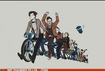 Doctor Who / DOO WEE DOOO / by Jenna Walters