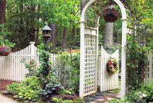Gardens / by Barbara Feeser