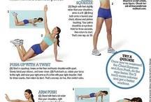 Exercises / by Lisa Deyen