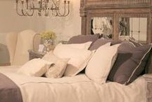 Decor: Bedrooms / by Heather Glaeser