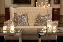 Decor: Living Rooms / by Heather Glaeser