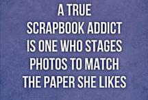 Scrapbook layouts / by Tonya Gonseth