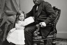 American Presidents / Abraham Lincoln has his own board. / by Juliette LeBaron Hyatt
