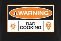 Dad CAN Cook! / by Justin Knight- Writing Pad Dad