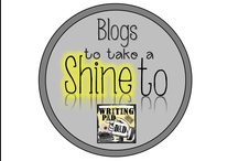 Blogs To Take A Shine To / by Justin Knight- Writing Pad Dad