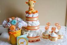 Diaper Cakes / by Annabelle Trujillo