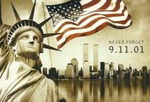 9/11 We will never forget / by Magicofthe Seasons