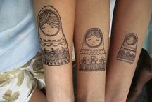 Tattoos / by Brittany Vogt