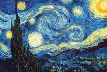 Vincent Van Gogh / by Kinoto Christian