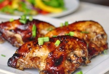 chicken/turkey/duck / by Aafke Heinz