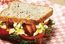 sandwich/hamburger/hotdog / by Aafke Heinz