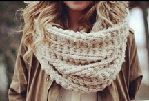 cowls and scarfs / by AH! Vanesa