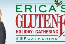Erica's #GFgathering: Share Your Favourite Gluten-Free Recipes! / Thank you to everyone who contributed a recipe for Erica's #GFgathering. While we've ended the campaign, we still encourage you to continue sharing your favourite gluten-free recipes with us!  / by Sol Cuisine