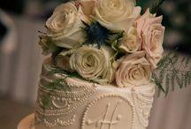 Cake Couture★ * ° •. ¸ ☆ ★ / Wedding Cakes★ * ° •. ¸ ☆ ★ / by Nichélé