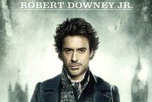 Sherlock Holmes RDJ / Robert Downey jr as Sherlock Holmes / by Gothmingo