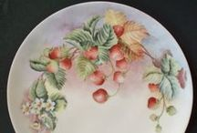 Hand  Painted Porcelain / by Amy Brawley