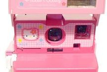 Hello kitty meow  / Hello Kitty obsessed enjoy this board if your a kitty fan I know you will  / by The Vintage Mermaid...... behind the lense