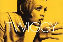 Inspiration: Twiggy / Twiggy / by The Beauty Effect by Eugenia Debayle