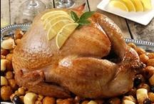 Yard Bird Dishes / Chicken, Turkey & other fowl / by C & W Ranch