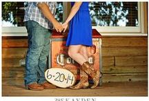 Engagement Sessions at LOM! / by Lake Oak Meadows