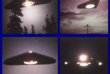UFOs / by Sherry Puckett