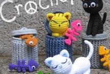 Cositas en crochet!! Amigurumis / by Ana Guerreiro
