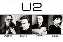 U2 / Dublin, Ireland 1976 / by Rita Martinez