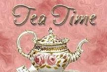 TIME FOR TEA / by Rita Martinez