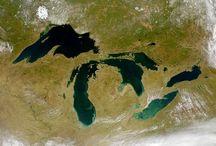 Michigan / Michigan, Northern Michigan  / by Lisa Hollister
