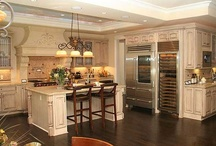 Kitchen designs / by Kay Conner