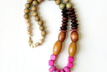 Beads / by Shara Koplowitz For O.P.E.N.