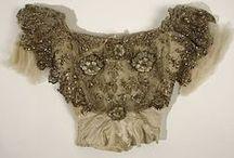 Dress details (2), etc. / by Olga Stroganova