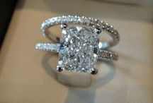 Wedding Acessories, rings, dresses,  designs / by Carryl Edwards