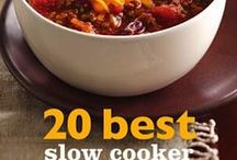 Slow cooker / by Patty Caza