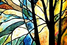 Stained Glass / by Kathleen Murphy