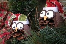 Holiday Decor / by Misti Chamberlain