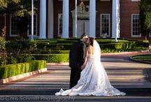 Sherwood Country Club Weddings / by Chris Schmitt Photography