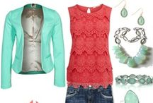 Fashion inspiration / Women's clothing  / by Michelle G