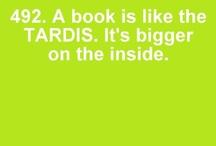 Books  / by Lorrie Matthews