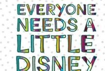 Disney & Pixar / by Stephanie Zink
