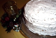CAKE!  / Cakes and cupcakes. / by Lorrie Matthews
