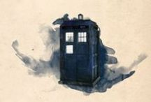 Doctor Who? / by Lucy Pops