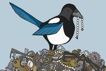 Birdings / by Lucy Pops