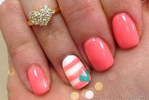 Nail designs / by Kendal Ewing